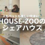 空き家と動物
