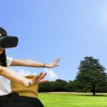VRで空き家紹介