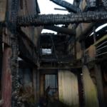 空き家における類焼損害